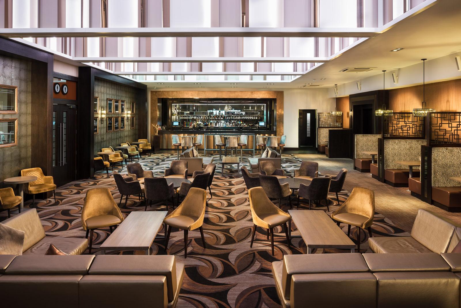Radstone Hotel Foyer