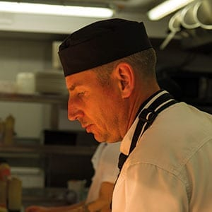 Ian Radstone Head Chef