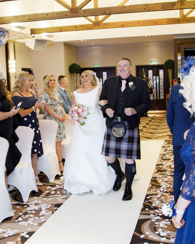 Radstone Wedding Venue Lanarkshire