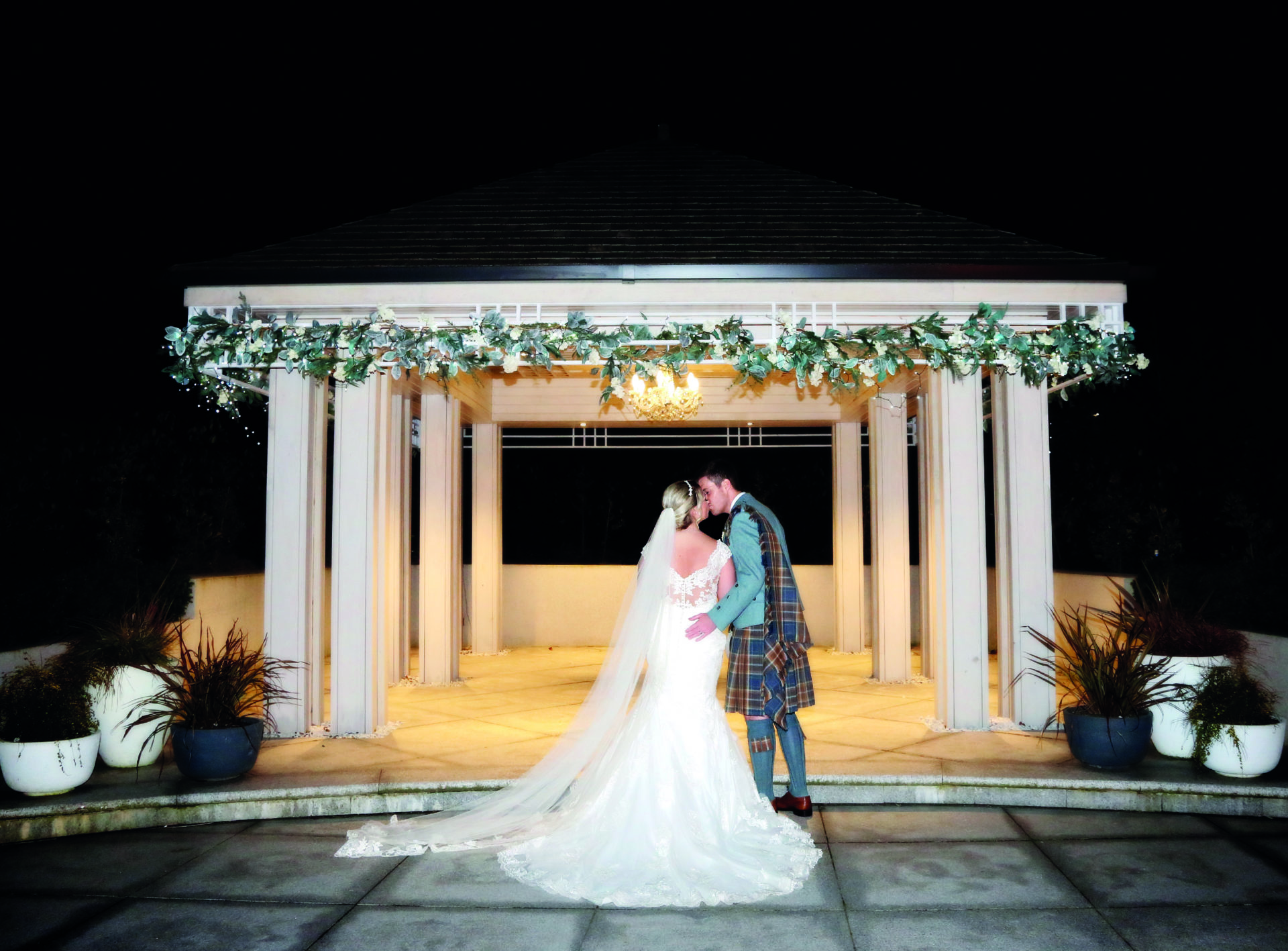 Radstone Hotel Lanarkshire Wedding Venue