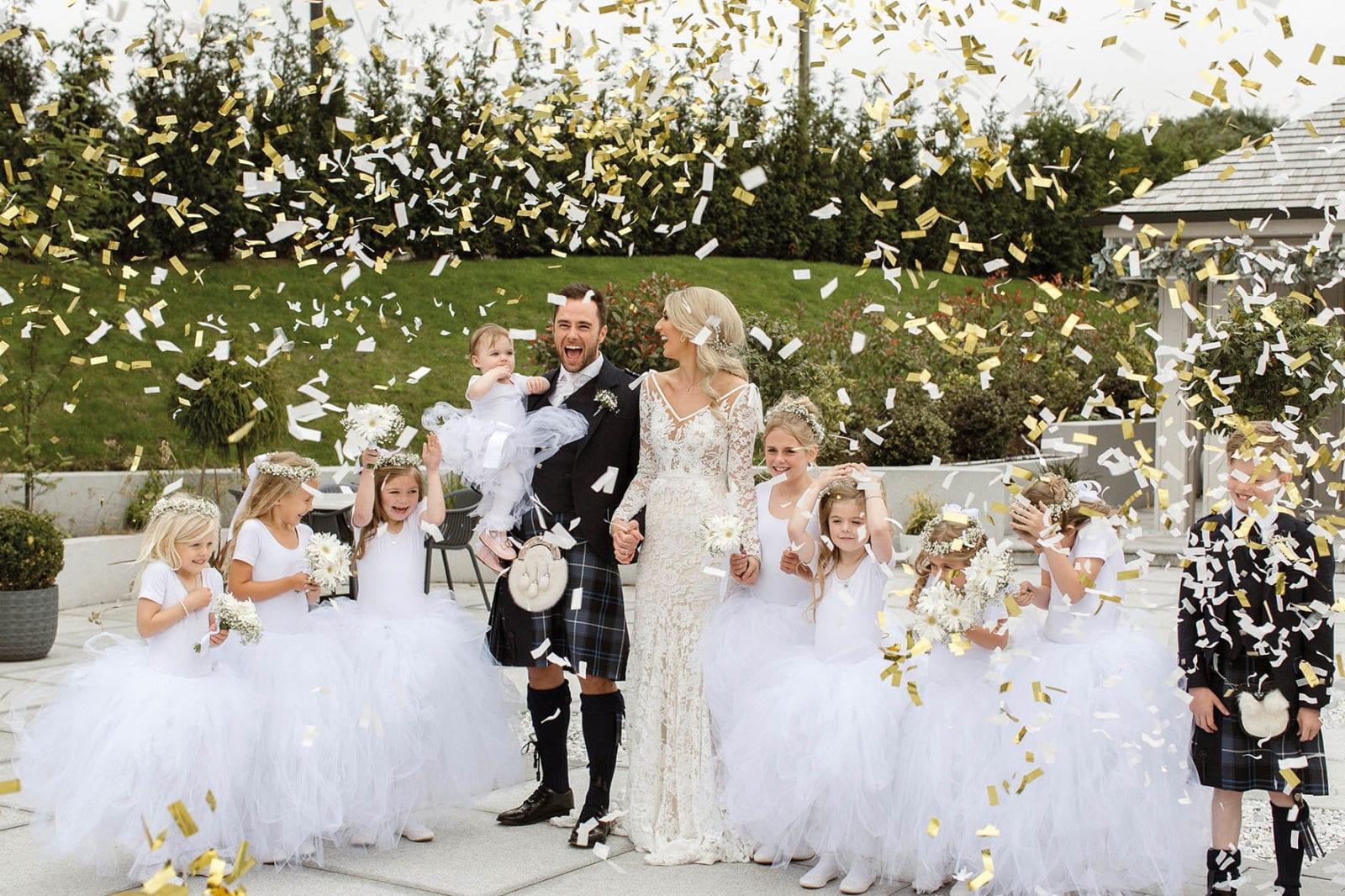 Radstone Wedding